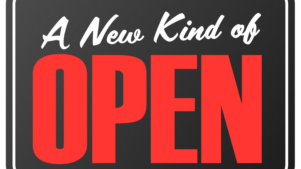 A New Kind of Open